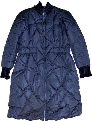 Christian Lacroix Black Polyester Coats