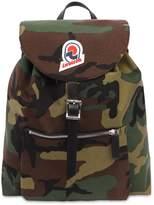 Invicta Camouflage Cordura Backpack