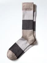 Banana Republic Gym Stripe Coolmax Sock