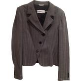 Max Mara Black Wool Jacket