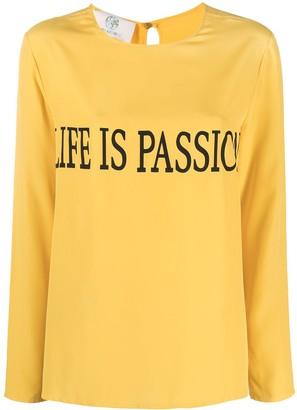 Alberta Ferretti Life Is Passion blouse