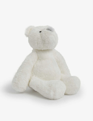 The Little White Company Lumi bear soft toy