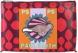Paul Smith cheetah print pouch