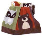 Belle Foxy & Friends Blanket
