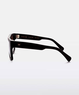 Am Eyewear Shanthani Sunglasses Matte Black