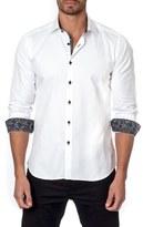 Jared Lang Trim Fit Sport Shirt