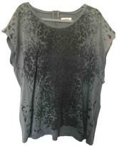 Eleven Paris Anthracite Cotton Top for Women