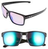 Oakley Men's Sliver Prizm 57Mm Sunglasses - Black