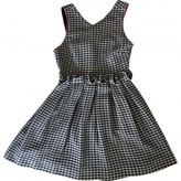 Mother of Pearl Blue Cotton Dress for Women