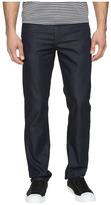 Perry Ellis Slim Fit Dark Indigo Denim in Medium Indigo Men's Jeans