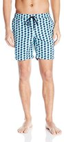 Mr.Swim Mr. Swim Men's Boxes Dale Elastic Swim Trunk