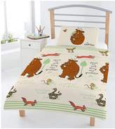 The Gruffalo Woodland Scene Junior Duvet Cover Set