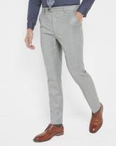 Debonair Wool Trousers