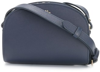 A.P.C. Demi half-moon cross-body bag