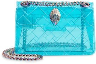 Kurt Geiger London Mini Kensington Transparent Shoulder Bag