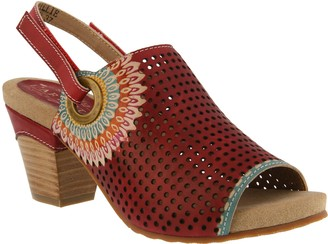 Spring Step L'Artiste by Leather Sandals - Millie