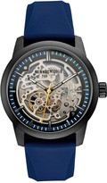 Kenneth Cole New York Men's Automatic Silicone Watch