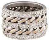 Doris Panos 18K & Diamond Band