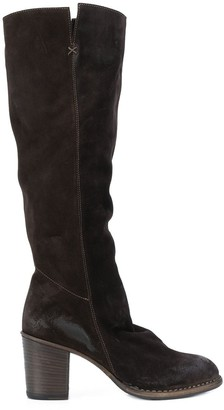 Fiorentini+Baker Jelly knee boots