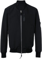 11 By Boris Bidjan Saberi bomber jacket - men - Cotton/Nylon/Polyester - S