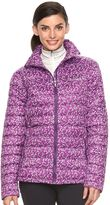 Columbia Women's Frosted Ice Printed Puffer Jacket