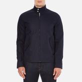 Paul Smith Men's Zipped Harrington Jacket Navy