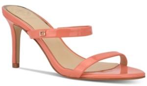 GUESS Women's Adan Slide Dress Sandals Women's Shoes