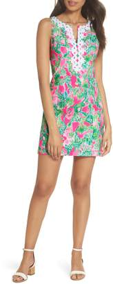 Lilly Pulitzer Gabby Tropical Print Dress