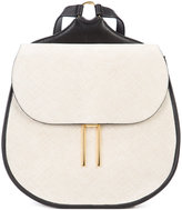Hayward Vallens backpack - women - Calf Leather/Calf Suede - One Size
