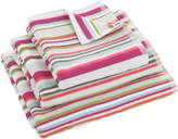 Christy Kalifi Stripe Towel - Multi - Bath Sheet
