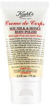 Kiehl's Crème de Corps Soy Milk & Honey Body Polish/2.5 oz.