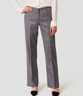 LOFT Petite Tweed Trousers in Julie Fit