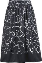 Disney 3/4 length skirts