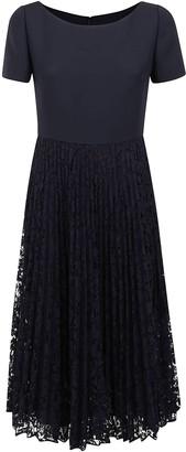 Valentino Short Sleeve Dress