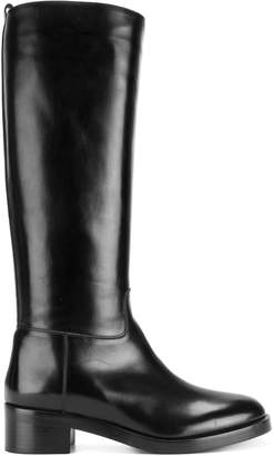 Sartore low heeled boots