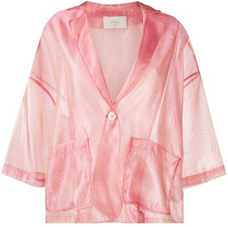 Altea Sheer Organza Jacket