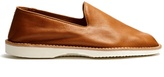 Maison Margiela Babouche leather loafers