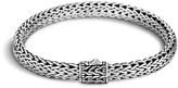John Hardy Women's Classic Chain 6.5MM Bracelet in Sterling Silver