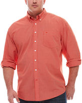 Dockers Long-Sleeve Resort Woven Shirt - Big & Tall