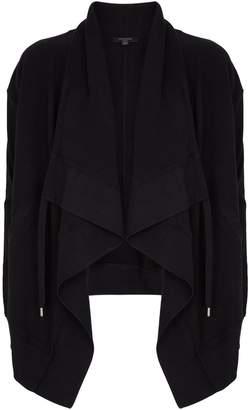 AllSaints Drape Brushed Jacket