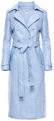 Hilary Macmillan Quilted Trench