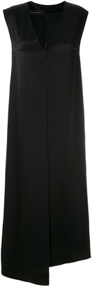 Gloria Coelho Cut Out Maxi Dress