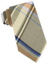 MICHAEL Michael Kors Cotton Silk Plaid Tie