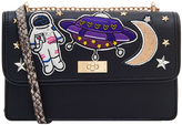 Accessorize Cosmic Badge Cross Body Bag