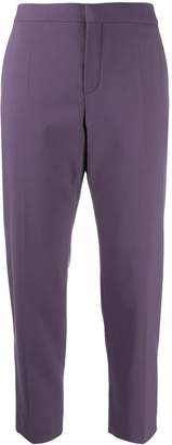 Chloé straight cropped trousers