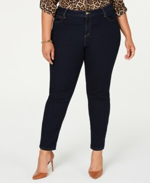 Michael Kors Michael Plus Size Selma Skinny Jeans