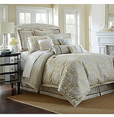 Waterford Olivette Medallion Jacquard Comforter Set