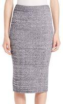 Theory Nellida Knit Midi Skirt