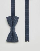 Jack and Jones Bow Tie with Stripe