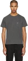 Noah Grey Pocket Logo T-shirt